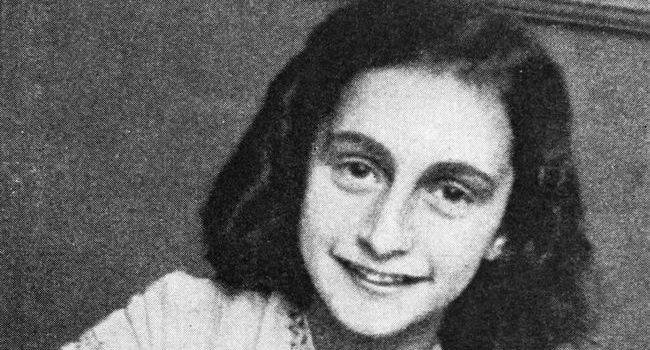 Anne-Frank - Mary Evans - SIPA