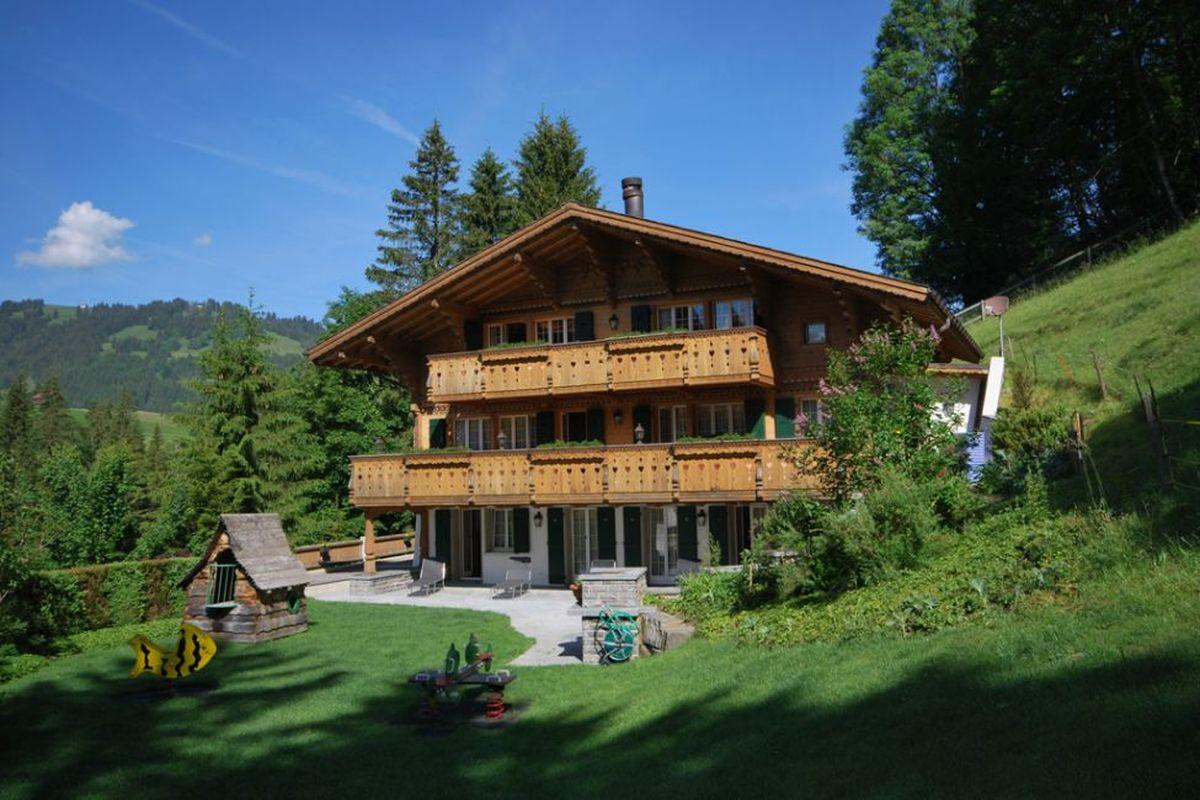 Ein chalet von 320 quadratmetern - Cardis Sotheby 's International Realty
